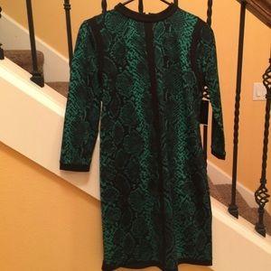 Juicy Couture Python Dress